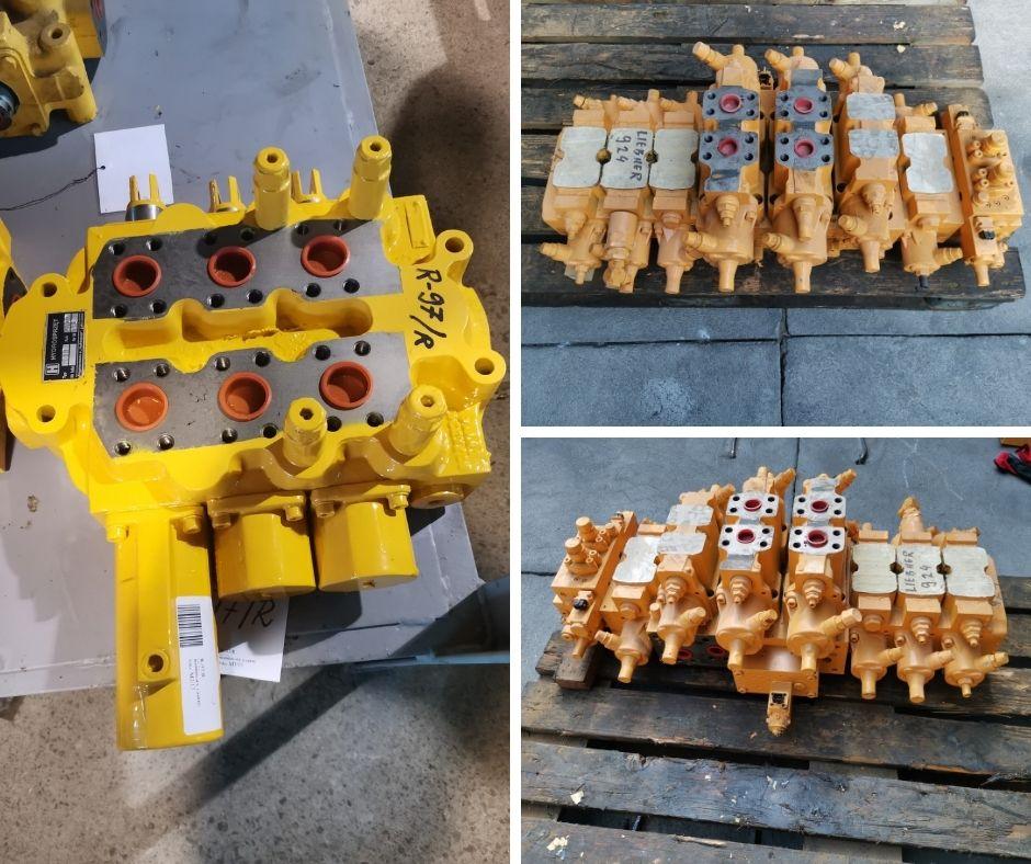 Regeneracja rozdzielaczy hydraulicznych